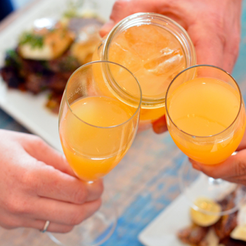 Rhum Punch Brunch Website