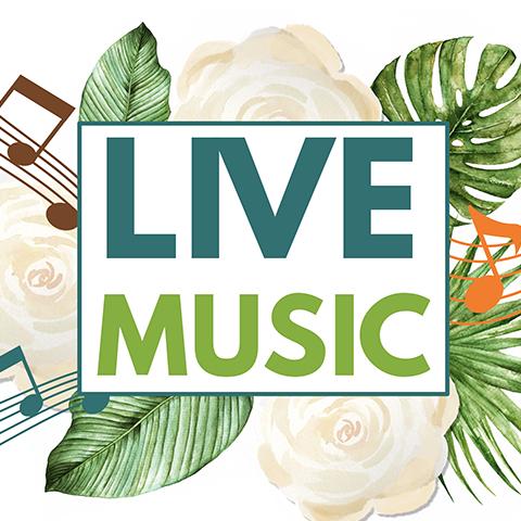 Live Music Web Graphic