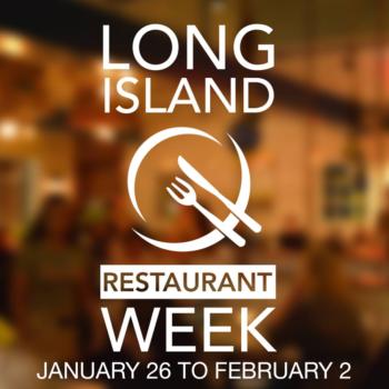 Long Island Restaurant Week Web Graphic